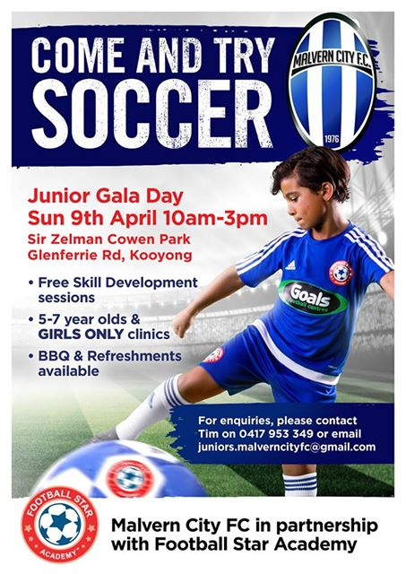 Junior Gala Day